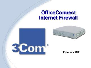 OfficeConnect Internet Firewall