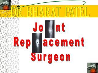 DR. BHARAT  PATEL