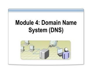 Module 4: Domain Name System (DNS)