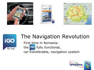 The Navigation Revolution