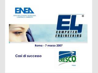 Roma - 7 marzo 2007