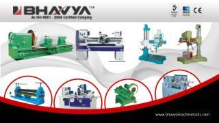 Energy Efficient Machine Tools