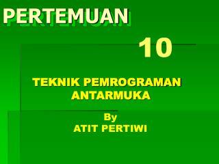 PERTEMUAN