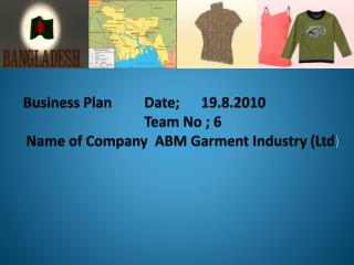1. Business Proposal