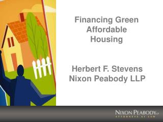 Financing Green Affordable Housing