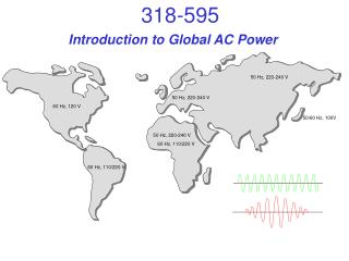 Introduction to Global AC Power