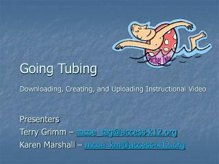 Going Tubing