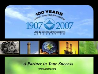 A Partner in Your Success awma