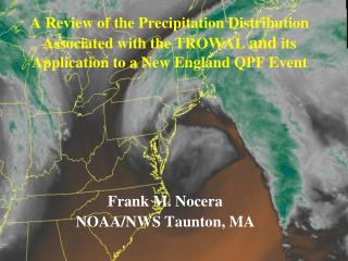 Frank M. Nocera NOAA/NWS Taunton, MA