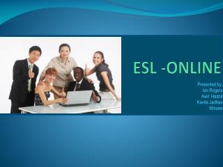 ESL -ONLINE