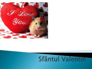 Sfântul Valentin