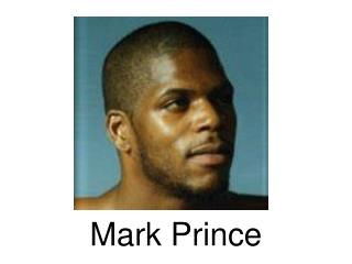 Mark Prince
