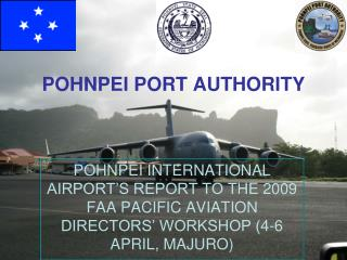 POHNPEI PORT AUTHORITY