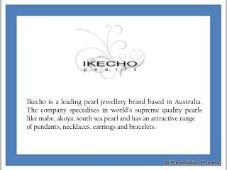 Beautiful Pearl Jewellery in Australia