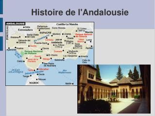 Histoire de l'Andalousie