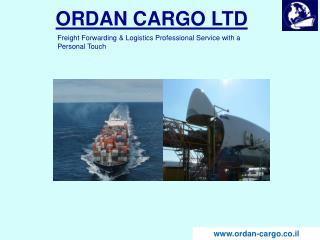 ORDAN CARGO LTD