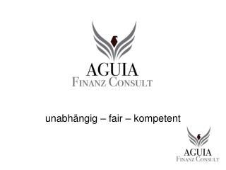 unabhängig – fair – kompetent