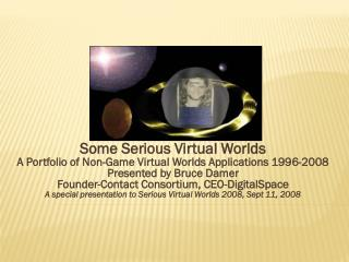 1996: Sherwood Forest Towne First Sociological Study of Live Online Virtual World