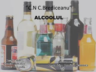 �C.N  C.Brediceanu �