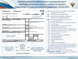 С 01.01.2014 г. изменен состав значений реквизита 101