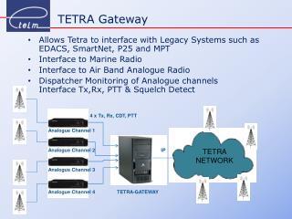 TETRA Gateway