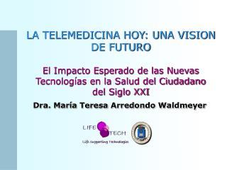 Dra. María Teresa Arredondo Waldmeyer