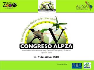 4 - 9 de Mayo, 2008
