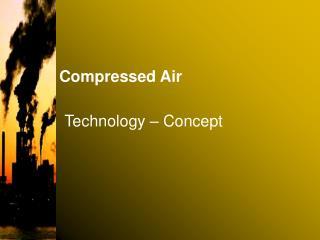 Compressed Air Presentation
