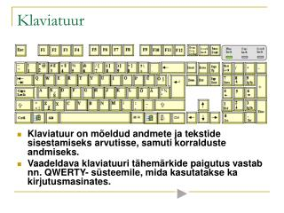 Klaviatuur