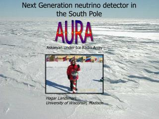 Next Generation neutrino detector in the South Pole
