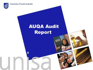 AUQA Audit Report
