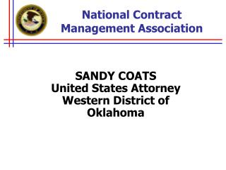 National Contract Management Association