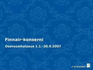 Finnair-konserni