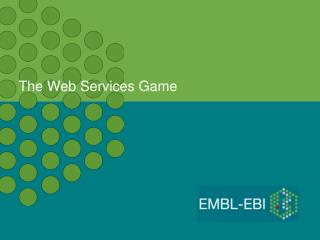 The Web Services Game