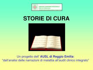STORIE DI CURA