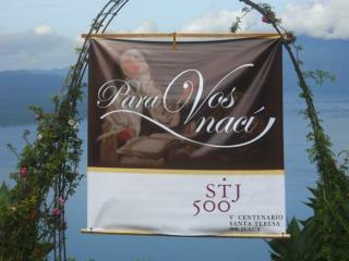 GUATEMALA Rumbo a los 500 años de  Santa Teresa