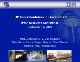 ERP Implementation in Government