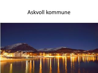 Askvoll kommune