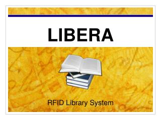 LIBERA RFID Library System