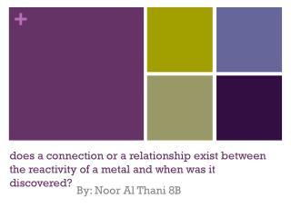 By: Noor Al Thani 8B