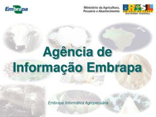 Agência de Informação Embrapa