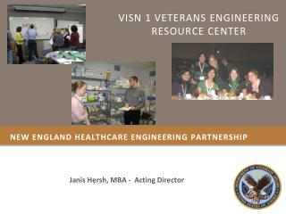 VISN 1 Veterans engineering resource Center