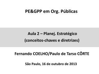 São Paulo ,  16  de outubro de 2013