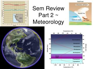 Sem Review Part 2 ~ Meteorology