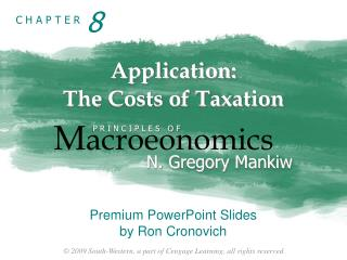 Application:   The Costs of Taxation