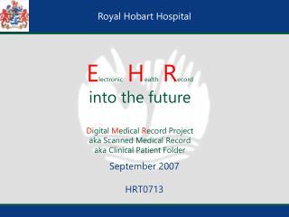 September 2007 HRT0713