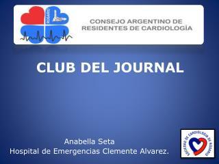 CLUB DEL JOURNAL