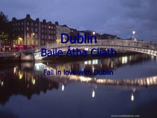 Dublin Baile Átha Cliath