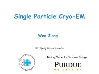 Single Particle  Cryo -EM