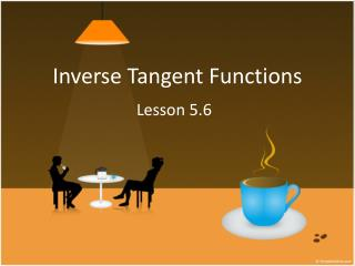 Inverse Tangent Functions